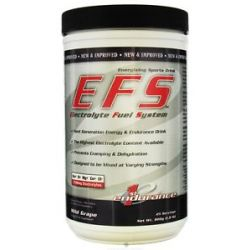1st Endurance EFS Energizing Sports Drink Mild Grape 1 8 Lbs