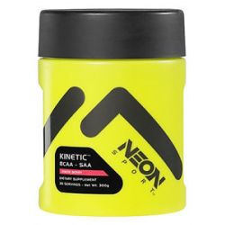 Neon Sport Kinetic BCAA SAA Lemon Berry 30 Servings 300 Grams