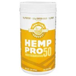 Manitoba Harvest Hemp Pro 50 1 lb Fomerly Hemp Protein Powder