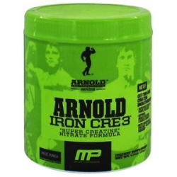 Muscle Pharm Arnold Schwarzenegger Series Arnold Iron CRE3 Fruit Punch 4 34