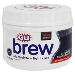 Energy Brew Electrolyte Plus Light Carb Drink Mix Blueberry Pomegranate