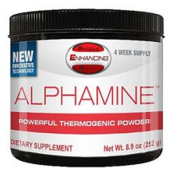 PES Physique Enhancing Science Alphamine Powerful Thermogenic Powder Fruit