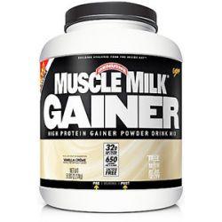 CytoSport Muscle Milk Genuine High Protein Gainer Powder Drink Mix Vanilla 660726500019