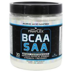 Finaflex BCAA SAA Amino Acid Matrix Blue Raspberry 11 11 Oz