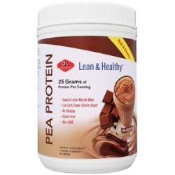 Olympian Labs Pea Protein Chocolate Flavor 1 lb 13 oz 825 G