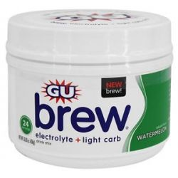 Energy Brew Electrolyte Plus Light Carb Drink Mix Watermelon 16 08 Oz