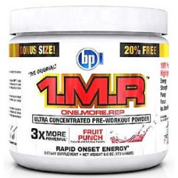 Bpi Sports 1 M R Ultra Concentrated Pre Workout Powder 28 Servings Fruit 851780003763