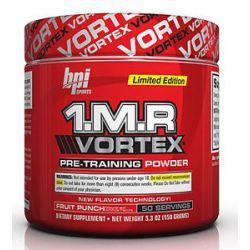 Bpi Sports 1 M R Vortex Limited Edition Pre Workout Powder Fruit Punch 50