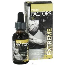Pure Solutions Pure Factors Extreme Concentrated Growth Factors from Deer