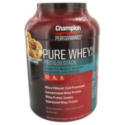 Champion Performance Pure Whey Plus Protein Stack Chocolate Peanut Butter