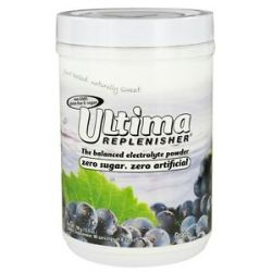 Ultima Health Products Ultima Replenisher Drink 90 Servings Grape 13 9 Oz