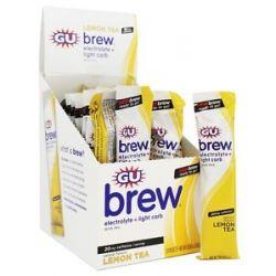 Energy Brew Electrolyte Plus Light Carb Drink Mix Lemon Tea 0 67 Oz