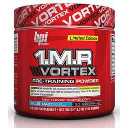 Bpi Sports 1 M R Vortex Limited Edition Pre Workout Powder Blue RAZ 50