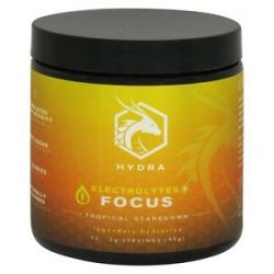 Six Nutrition Hydra Electrolytes Focus Tropical Staredown 30 Serving S