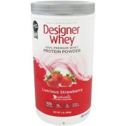 Designer Protein Designer Whey 100 Premium Whey Protein Powder Luscious