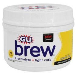 Energy Brew Electrolyte Plus Light Carb Drink Mix Lemon Tea 16 08 Oz