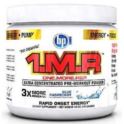 Bpi Sports 1 M R Ultra Concentrated Pre Workout Powder 28 Servings Blue