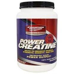Champion Performance Power Creatine 100 Creapure Pre Workout 2 2 Lbs