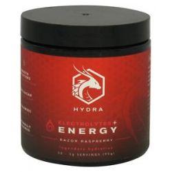 Six Nutrition Hydra Electrolytes Energy Razor Raspberry 30 Serving S