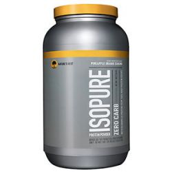 Nature's Best Isopure Perfect Zero Carb Pineapple Orange Banana 3 Lbs