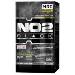 MRI Medical Research Institute NO2 Black NOS Enhanced Hemodilator 180