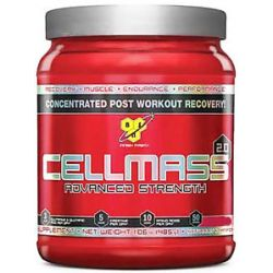 BSN CellMass 2 0 Advanced Strength Watermelon 50 Servings 1 06 Lbs