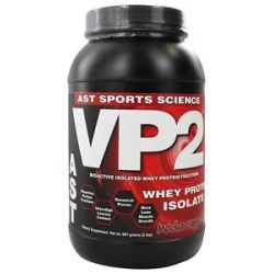 AST Sports Science VP2 Whey Protein Isolate Mocha Cappuccino 2 Lbs