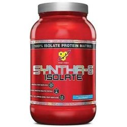 BSN Syntha 6 100 Isolate Protein Matrix Vanilla Ice Cream 2 01 Lbs