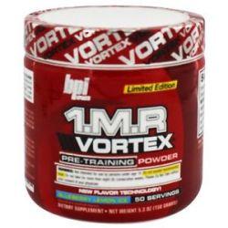 Bpi Sports 1 M R Vortex Limited Edition Pre Workout Powder Blueberry Lemon Ice
