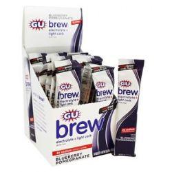 Energy Brew Electrolyte Plus Light Carb Drink Mix Blueberry Pomegranate 0