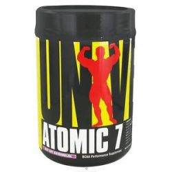 Universal Nutrition Atomic 7 BCAA Performance Way Out Watermelon 78 Servings