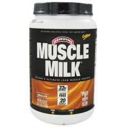 CytoSport Muscle Milk Genuine Nature's Ultimate Lean Muscle Protein Chocolate