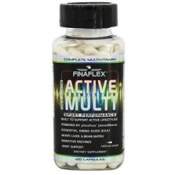 Finaflex Active Multi Complete Multivitamin for Men Women Sport Performance 689466307801