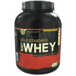 Optimum Nutrition 100 Whey Gold Standard Protein Powder Chocolate Coconut 5