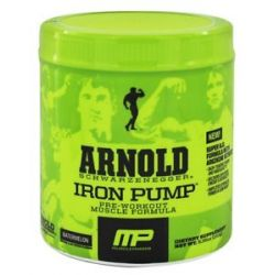 Muscle Pharm Arnold Schwarzenegger Series Arnold Iron Pump Watermelon 6 35