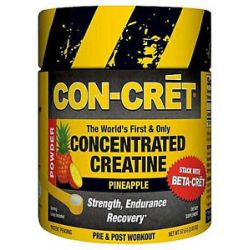 Promera Health Con Cret Concentrated Creatine 48 Servings Pineapple 750 MG