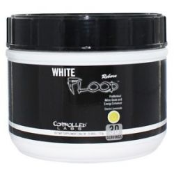 Controlled Labs White Flood Reborn Electric Lemonade 30 Servings 216 Grams