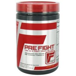 Infinite Labs Pre Fight Endurance and Power Pre Workout Formula Lemon Lime