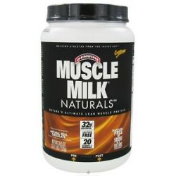 CytoSport Muscle Milk Genuine Nature's Ultimate Lean Muscle Protein Natural