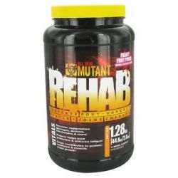 Mutant Rehab Complete Post Workout Muscle Joint Therapy Freaky Fruit Punch