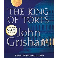 The King of Torts, John Grisham Audio Book (Audio CD) by John Grisham, 9780739323588. Buy the audio book online.