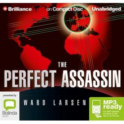 The Perfect Assassin (MP3) Audio Book (MP3 CD) by Ward Larsen, 9781480565616. Buy the audio book online.