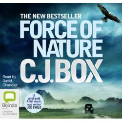 Force of Nature, Joe Pickett #12 Audio Book (Audio CD) by C. J. Box, 9781486207602. Buy the audio book online.