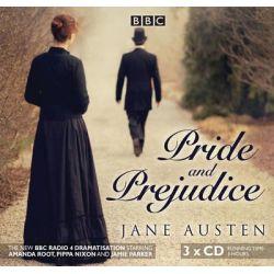 Pride and Prejudice, Classic Serial Audio Book (Audio CD) by Jane Austen, 9781486230952. Buy the audio book online.