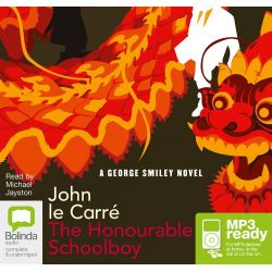 The Honourable Schoolboy (MP3), George Smiley #6 Audio Book (MP3 CD) by John Le Carre, 9781486231737. Buy the audio book online.