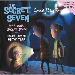 "Well Done, Secret Seven and Secret Seven on the Trail, AND ""Secret Seven on the Trail"" Audio Book (Audio CD) by Enid Blyton, 9781844562725. Buy the audio book online."