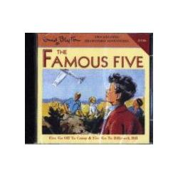Five Go off to Camp & Five Go to Billycock Hill, WITH Five Go to Billycock Hill Audio Book (Audio CD) by Enid Blyton, 9781844566808. Buy the audio book online.