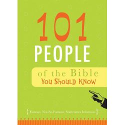 Booktopia eBooks - 101 People of the Bible You Should Know, Famous, Not-So-Famous, Sometimes Infamous by Inc. Barbour Publishing. Download the eBook, 9781628361537.