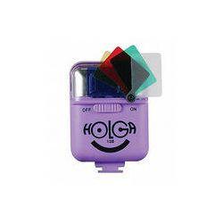 Holga  12S Flash for 135TIM (Violet) 286120 B&H Photo Video