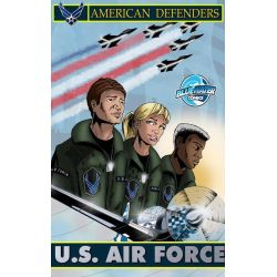 Booktopia eBooks - American Defenders, The Air Force Vol.1 # 1 by Don Smith. Download the eBook, 9781632941404.
